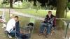 MDD v parku